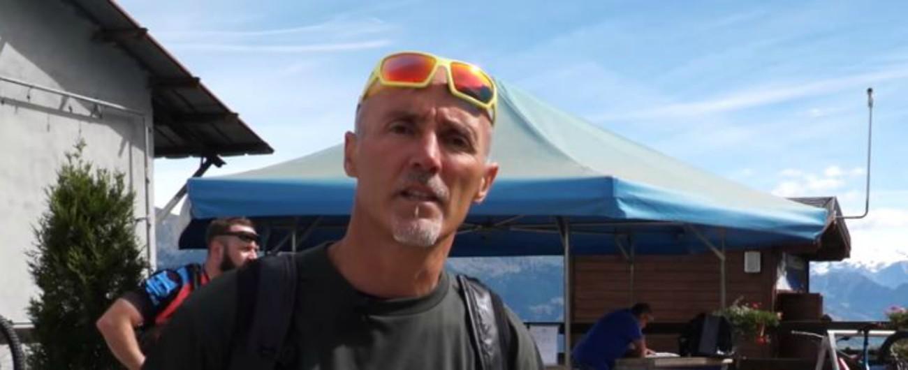 Val d'Aosta, precipita un aereo ultraleggero a Torgnon: muore Herin, ex campione di slittino e mountain bike
