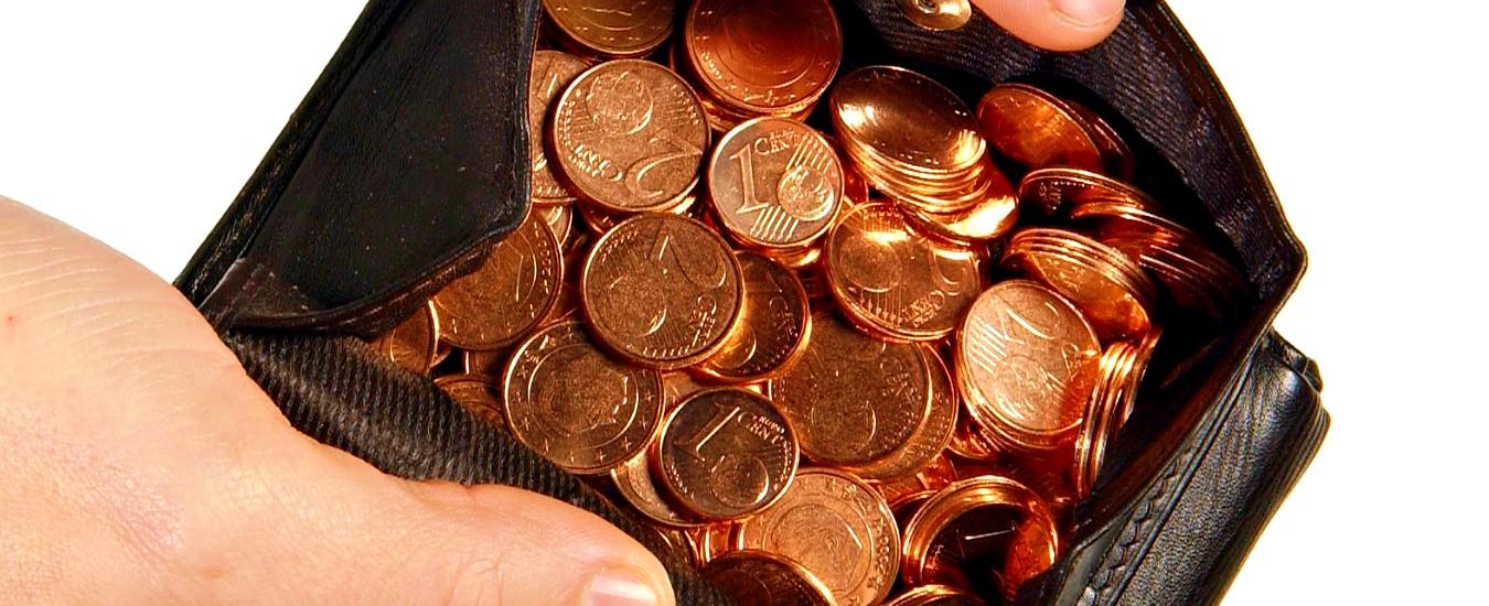 peso della moneta da 1 peso