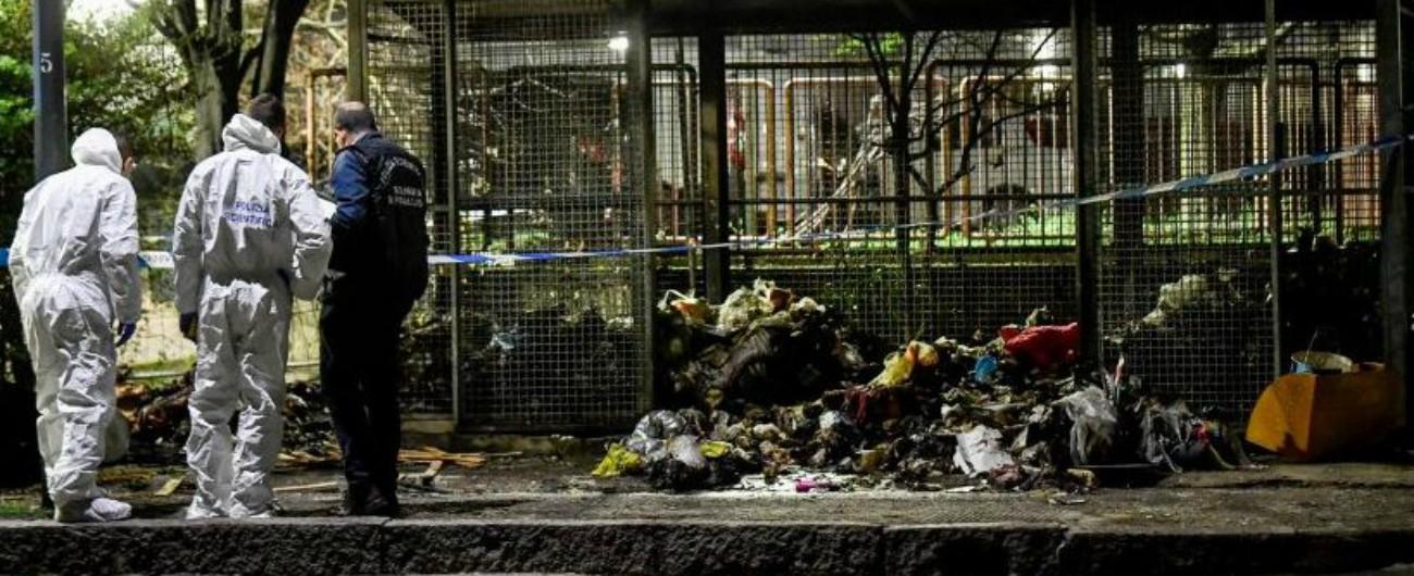 """Milano, cadavere carbonizzato e decapitato: fermati due uomini. """"Ucciso dopo un litigio durante una festa"""""""
