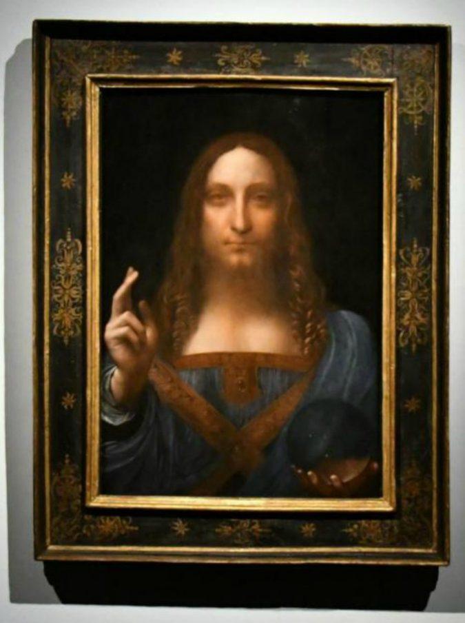 """""""Il Salvator Mundi di Leonardo Da Vinci è disperso"""": l'ammissione del Louvre. Sgarbi: """"Qualcuno vuole tenerlo nascosto"""""""