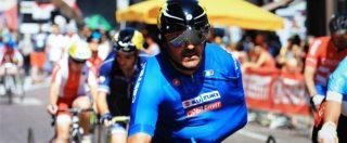 """""""A 36 anni un aneurisma mi ha stravolto la vita. Lo sport mi ha fatto rinascere e ora sono campione del mondo di triciclo"""""""