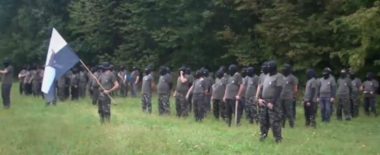 """Slovenia, marcia paramilitare nei boschi. Condannato ex candidato nazionalista alle presidenziali: """"L'ha ispirata lui"""""""