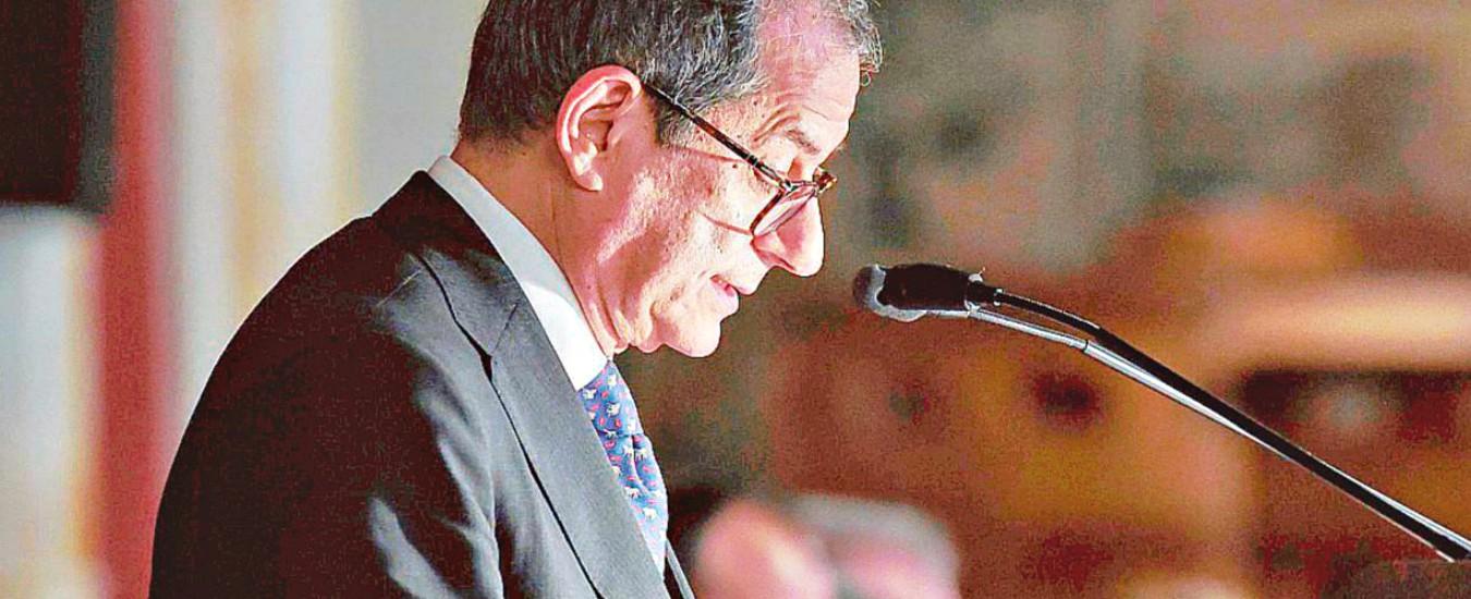 """Flat tax, il ministro Tria: """"Serve una riforma fiscale per abbassare le tasse al ceto medio"""""""