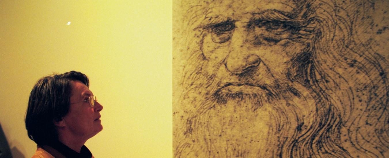 Leonardo da Vinci, ecco cosa vedeva in una pozzanghera. Ma si sbagliava (anzi, no)