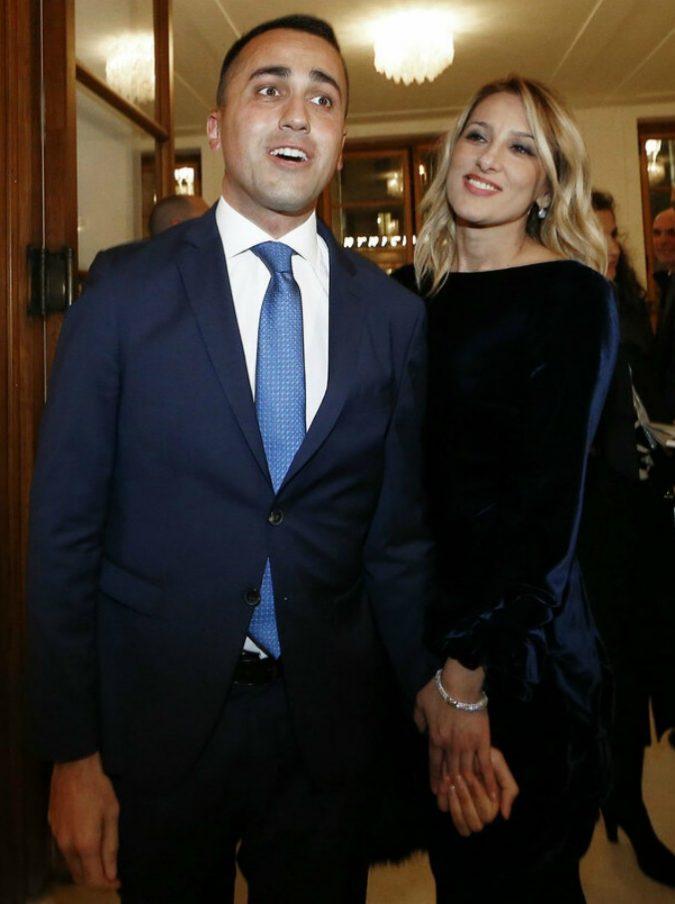 """Virginia Saba, la fidanzata di Luigi Di Maio a """"Chi"""": """"Vorrei diventare mamma, lui mi ha già fatto conoscere i suoi genitori"""""""