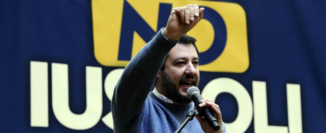 Sondaggi, più del 60% degli italiani è favorevole allo Ius Soli e alla legittima difesa. Compreso il 70% dei 5 stelle