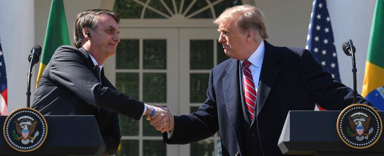 Bolsonaro-Trump, ovvero il (tutt'altro che discreto) tanfo della dittatura /1