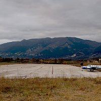 L'aeroporto abbandonato