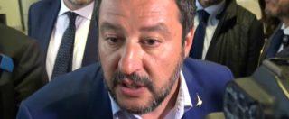 """Torre Maura, Salvini: """"Obiettivo zero campi rom"""". Ma su intolleranza razziale: """"Ho sentito proteste civili dei cittadini"""""""