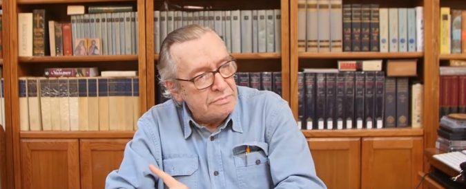 Olavo de Carvalho, ecco chi è il filosofo guru di Bolsonaro
