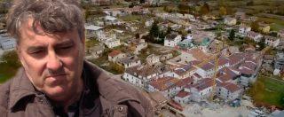 """Onna, il simbolo del terremoto de L'Aquila ancora in macerie. Giustino Parisse: """"La mia vita è finita quella notte del 2009"""""""