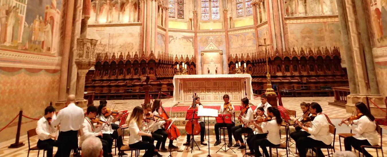 Matteo Vinci, il parroco blocca il concerto dell'orchestra Falcone e Borsellino in memoria del giovane ucciso dalla cosca