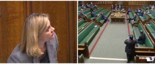 Quando piove sul bagnato: acqua nella Camera dei Comuni e discussione sulla Brexit interrotta, tutti a casa