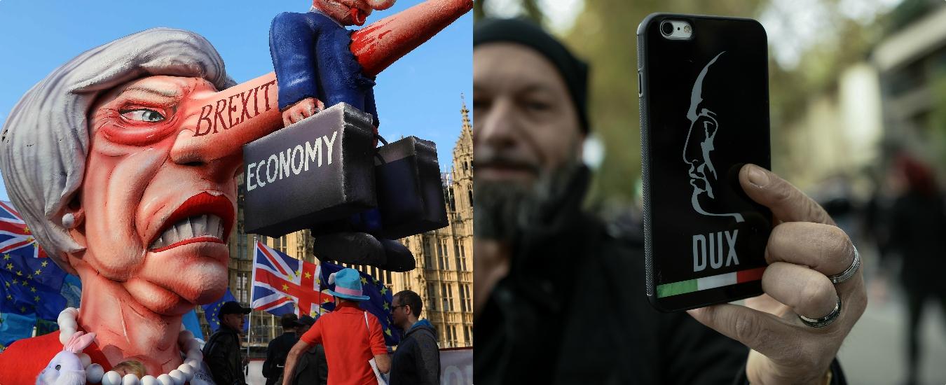 Brexit e la nostalgia del Ventennio