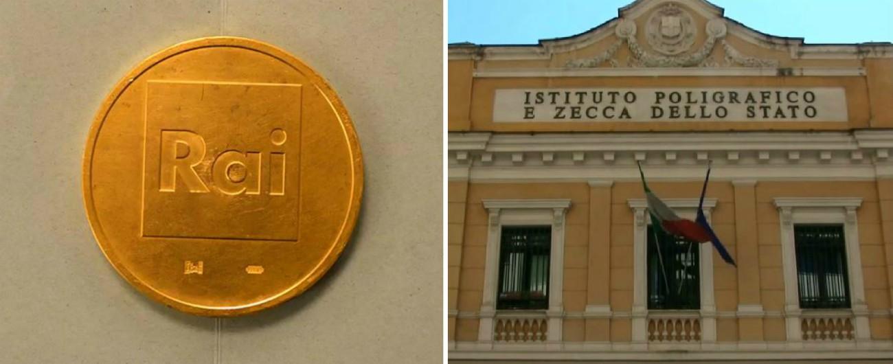 Gettoni d'oro mai coniati per i vincitori delle trasmissioni Rai: cinque dirigenti della Zecca indagati per truffa aggravata