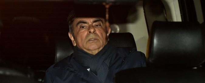 Carlos Ghosn, nuovo arresto a Tokyo per l'ex capo di Renault-Nissan