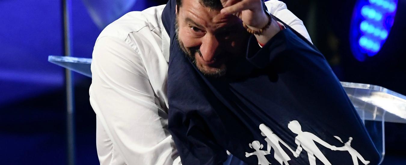 Salvini ripristina 'padre' e 'madre' sulla carta d'identità. Brutti tempi per le famiglie