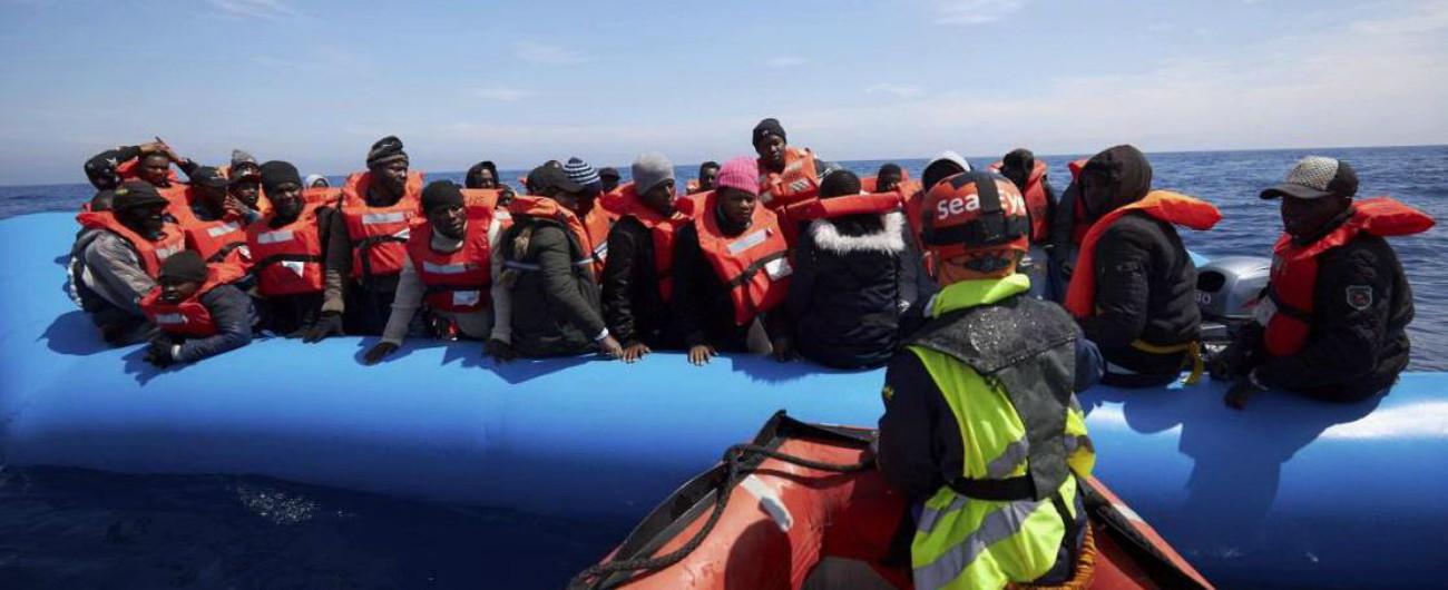 """Migranti, """"Libia non è porto sicuro e nel Centro soccorsi non parlano inglese. Ma Stato di bandiera e di sbarco collaborino"""""""
