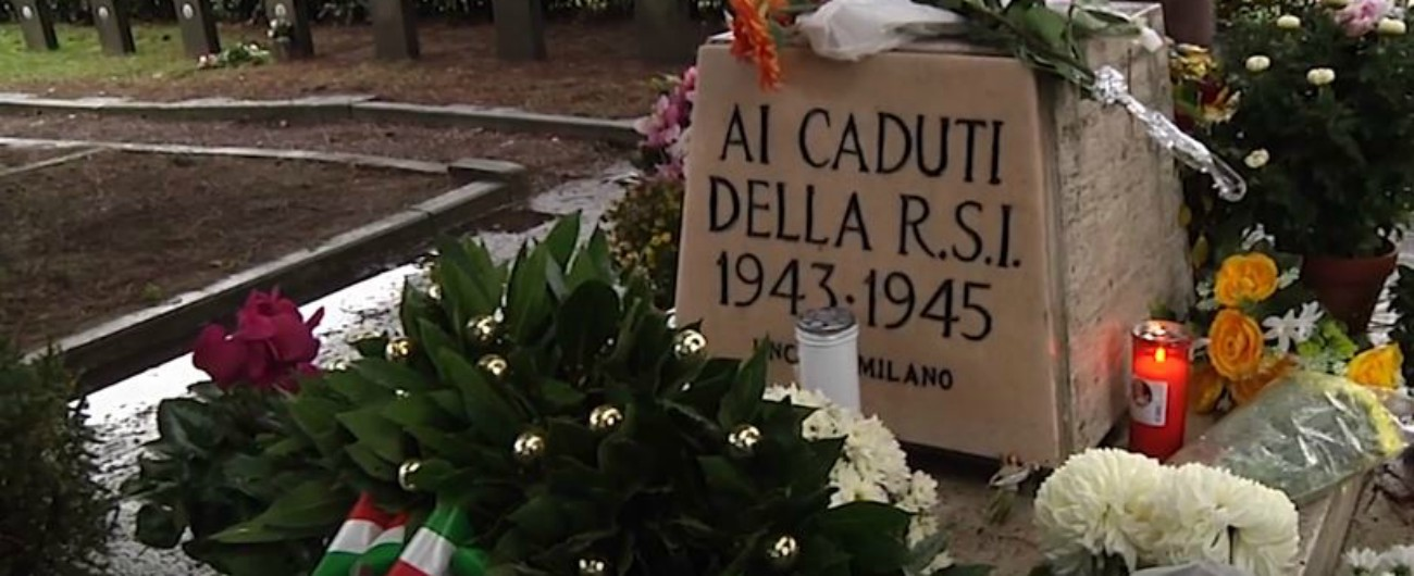 """Milano, la Costituzione salva 3 fascisti. Urlarono """"Sieg Heil"""" a ricordo Rsi: assolti. Il giudice: """"Espressione del pensiero"""""""