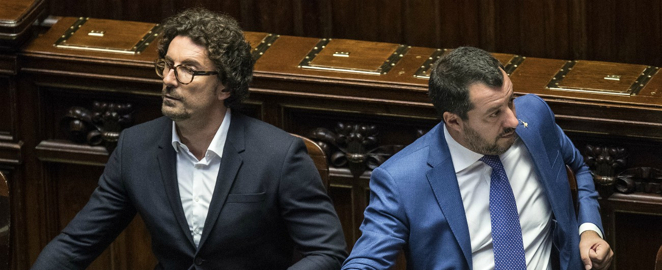 """Tav, Salvini: """"Esito del voto è chiaro, il Sì ha preso più dell'80%. Opera può essere rivista in nome di risparmio e ambiente"""""""