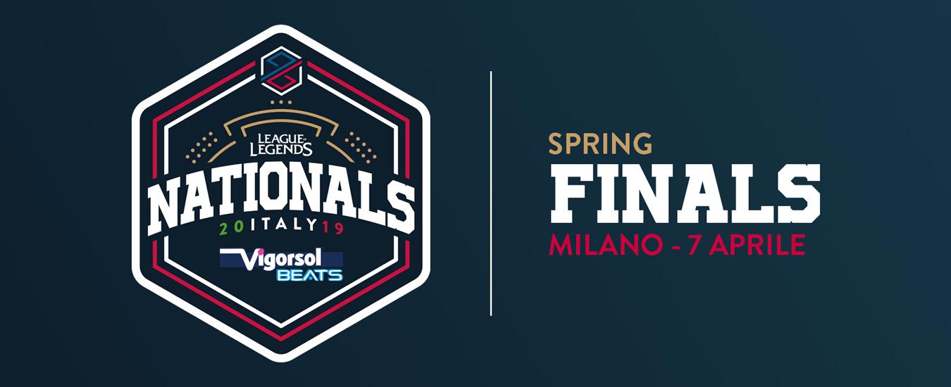 League of Legends, domenica a Milano la finale stagionale del campionato PG Nationals Vigorsol Beats