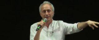 """Festival Perugia, Travaglio: """"Titoli di certi giornali sono migliore garanzia di vita per questo governo scombiccherato"""""""