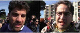 "Torre Maura, in piazza la manifestazione antifascista e quella di Casapound: ""Disagi in periferia, ma non si strumentalizzi"""