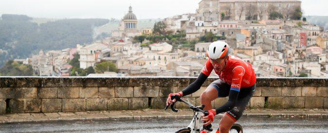 Giro di Sicilia, la gara la vince McNulty. Ma il vero successo è un altro