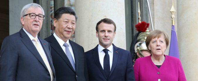 Cina, i rapporti con l'Oriente si decidono in Europa. O si rischia di fare i nani contro il gigante