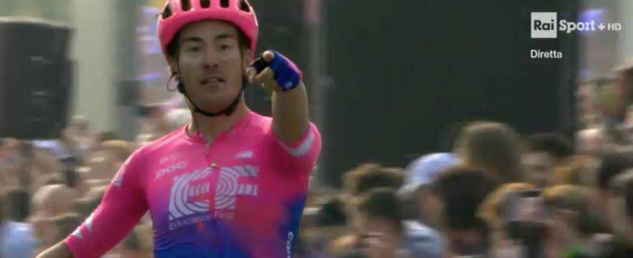 Giro delle Fiandre, impresa del toscano Alberto Bettiol: vince a sorpresa davanti a tutti i big delle classiche