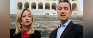 """Europee, Giorgia Meloni candida il pronipote del Duce: """"Ecco Caio Giulio Cesare Mussolini, un patriota"""""""