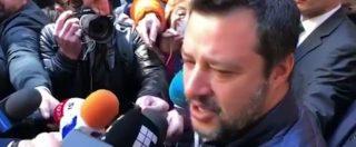 """Alleanze Ue, le parole di Salvini contro Di Maio: """"Basta con chi cerca nazisti, marziani e venusiani. I ministri lavorino"""""""
