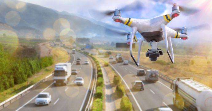 Coronavirus, via libera all'uso dei droni per controllare gli spostamenti sui territori comunali