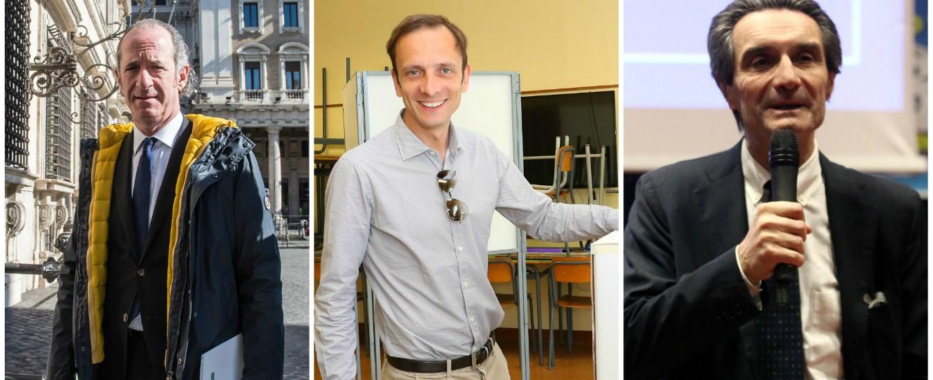 Governatori, i più amati sono della Lega: primo Zaia, poi Fedriga e Fontana. L'unico dem in crescita è Zingaretti