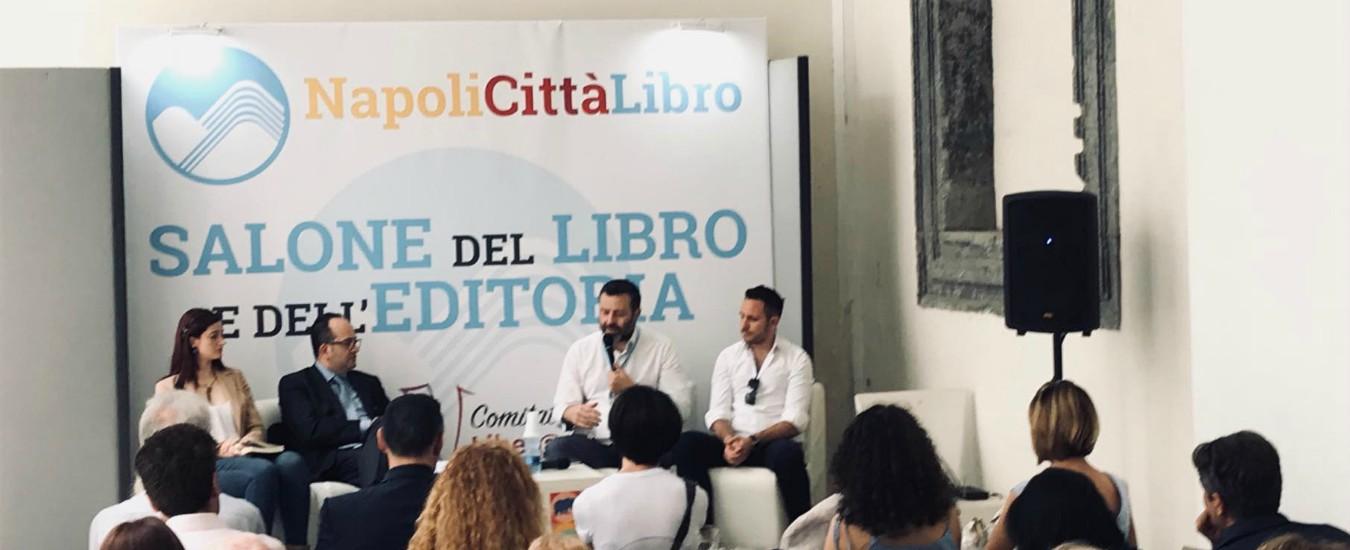 Napoli Città Libro, la nuova fiera dell'editoria è stata un successo. In barba alle prime donne!