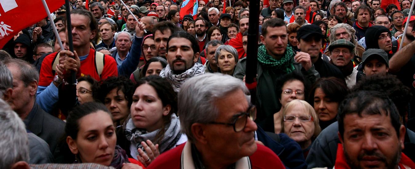 Elezioni europee, una buona notizia: la sinistra è finalmente unita