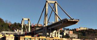 """Ponte Morandi, tra rischio amianto e ritardi. I timori degli abitanti: """"Noi presi in giro, ci dicano quanto tempo servirà"""""""