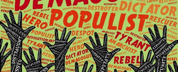 Perché sto dalla parte dei populisti