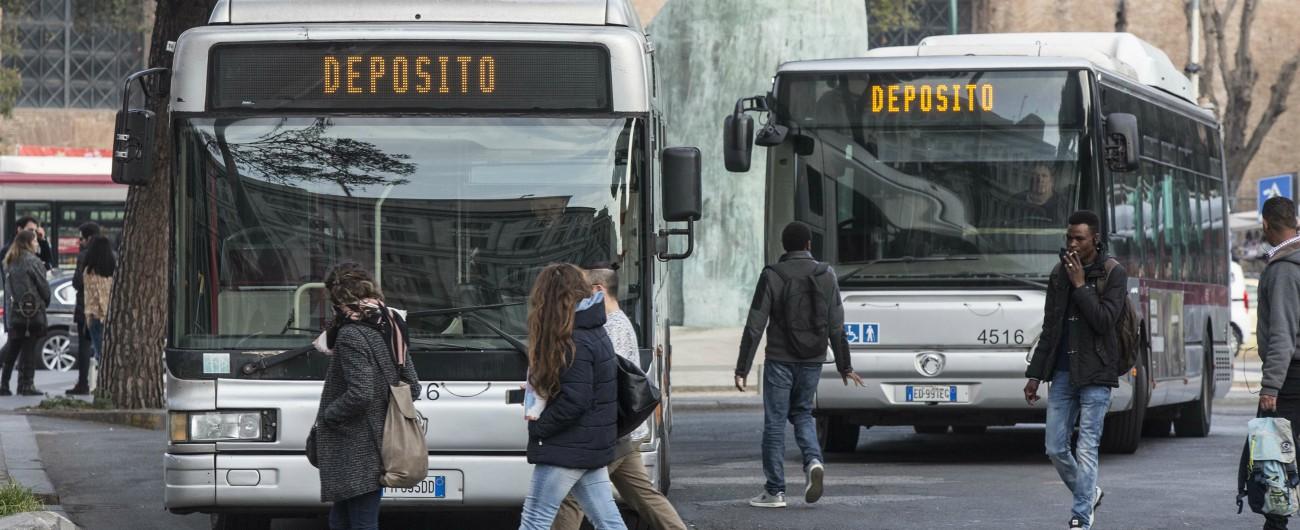 """Roma, Anticorruzione boccia la proroga del servizio trasporti pubblici all'Atac. Campidoglio: """"Parere non è vincolante"""""""