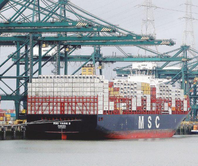 Altro che Pechino Msc alla conquista dei porti italiani
