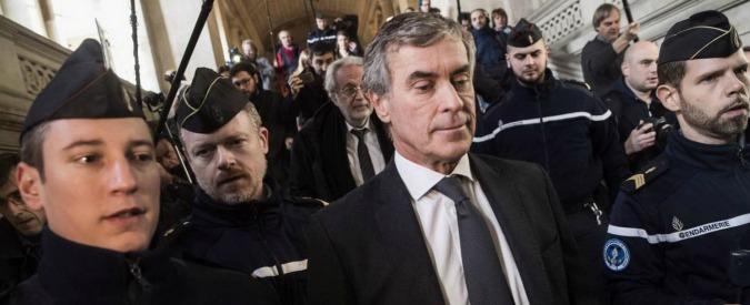 """Francia, l'ex ministro Finanze condannato per frode fiscale non andrà in prigione: """"Sorvegliato con braccialetto elettronico"""""""