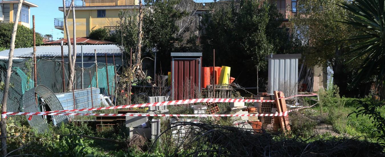 Antonio Di Maio, il padre del vicepremier abbatte a sue spese i 3 manufatti abusivi