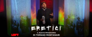 """Eretici, Tomaso Montanari su Piero Calamandrei: """"Insegnò che attuare la Costituzione era una rivoluzione"""""""