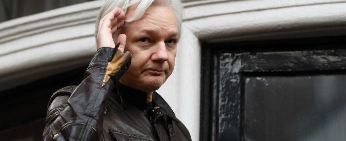 Julian Assange, quando l'arma del delitto è la libertà di espressione