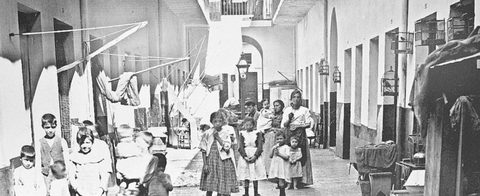 "Buenos Aires 1912: quando la ""merce"" eravamo noi"