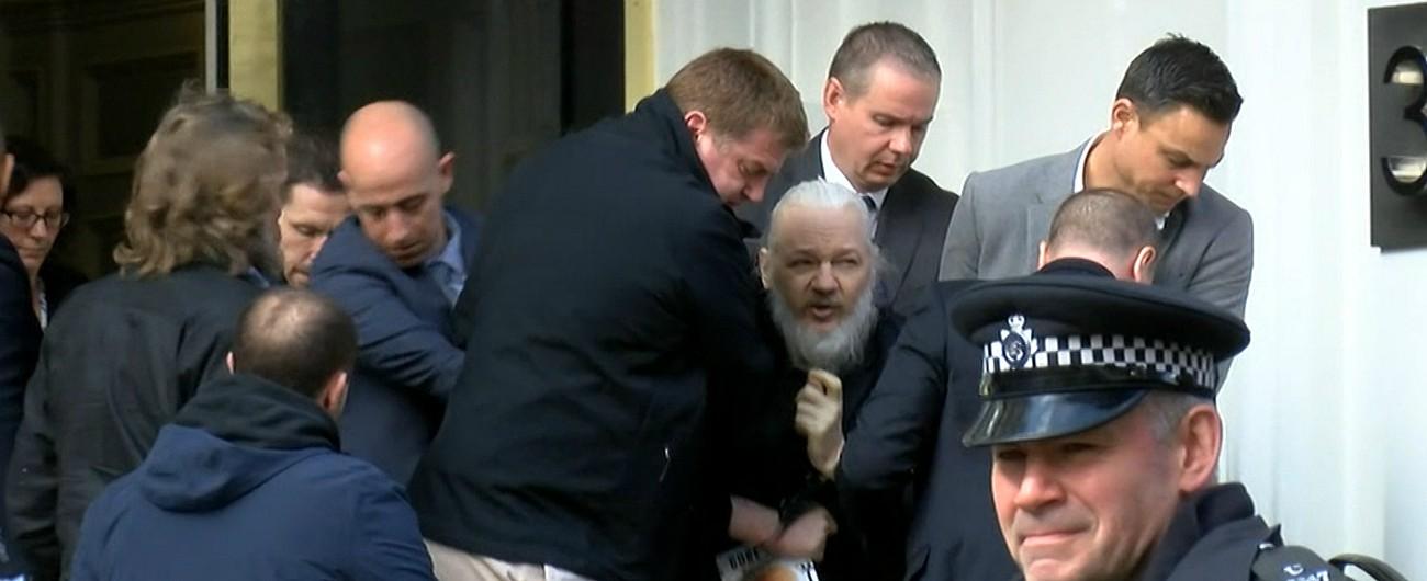 Julian Assange, Svezia e Usa lo reclamano (per reati diversi). Ma la Brexit complica tutto