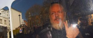 """Julian Assange arrestato a Londra da Scotland Yard su richiesta di estradizione degli Usa. Trump: """"Non ne so nulla"""""""