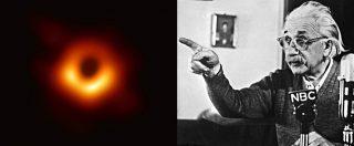 """Buchi neri, non sono solo divoratori di materia. L'esperto: """"Importanti per l'origine e l'evoluzione delle galassie"""""""