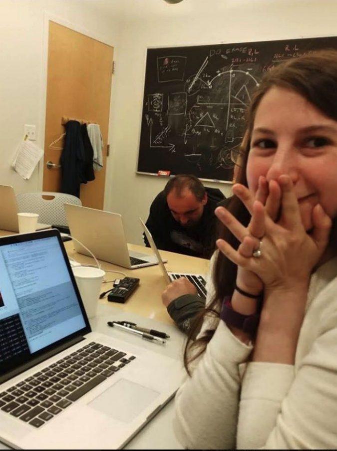 """Buco nero, Katie Bouman è la scienziata di 29 anni che ha lavorato all'algoritmo per l'elaborazione della storica immagine: """"Sono ancora incredula"""""""