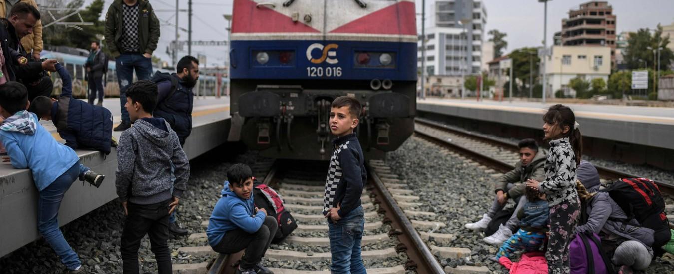 L'ambiguo gioco tra Ue e Stati membri sulla sorte dei migranti